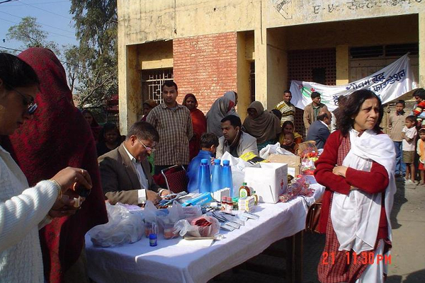 Medical Relief Camp